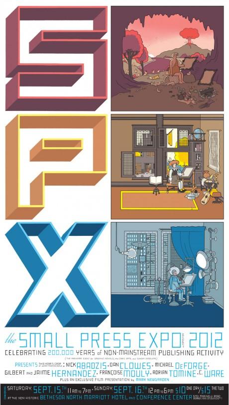 SPX 2012