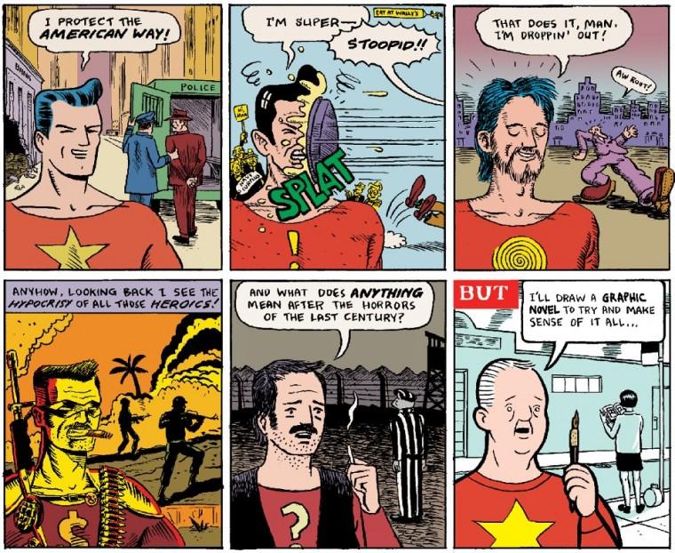 HistoryOfComics by MattMadden