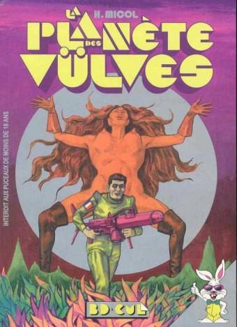 Science fiction & érotisme Couverture--single