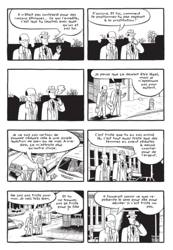 bande dessinee 23 prostituees