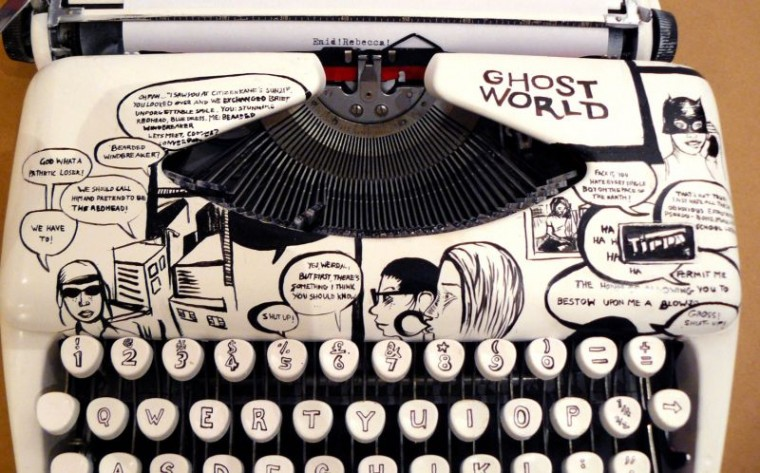GhostWorldTypewriter