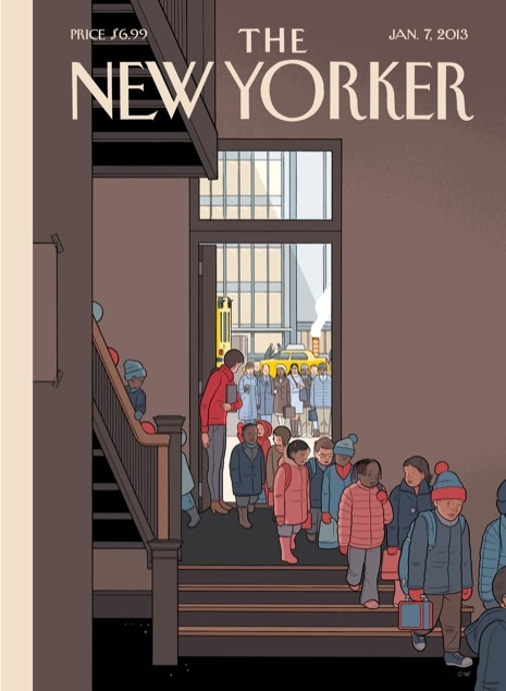Chris Ware - Newtown Shooting
