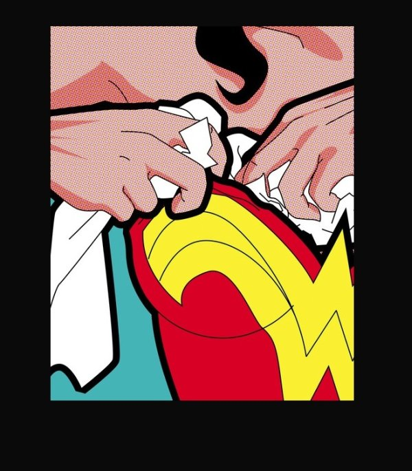 Gregoire Guillemin - The Secret Life of Super-Heroes