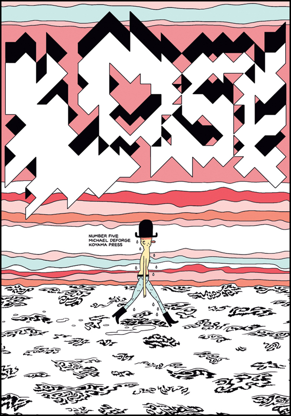 Michael Deforge - Number Five