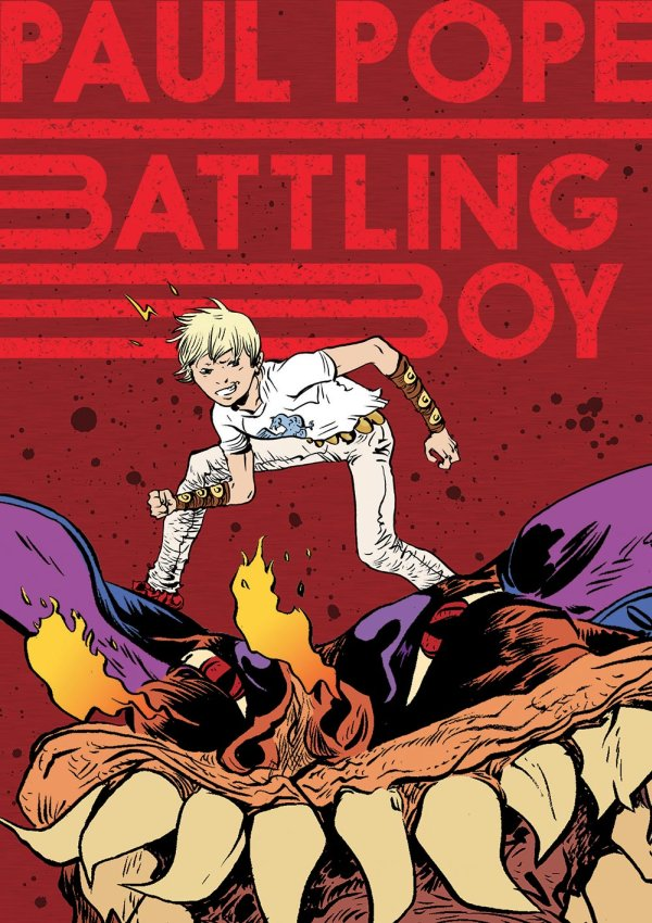 Paul Pope - Battling Boy