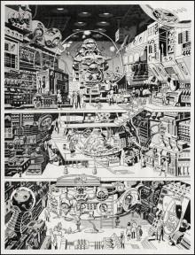 Wally Wood – Fully Computerized
