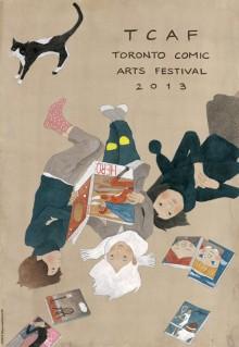 Toronto Comic Arts Festival 2013