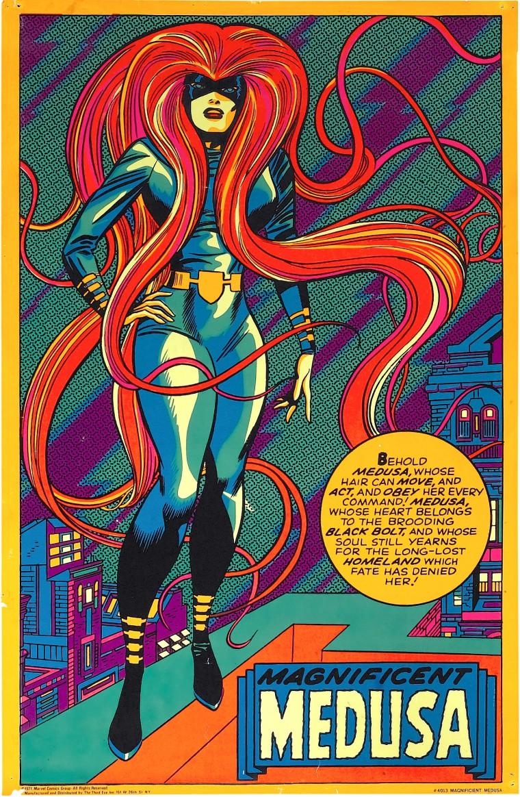Jack Kirby - Medusa
