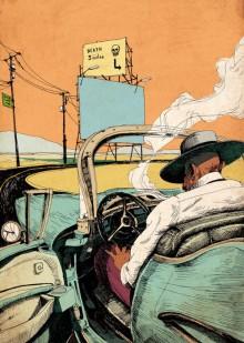 Une illustration d'Olivier Bonhomme