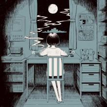 «Yoru no Ikimono» – Créature de la nuit, par MauMau