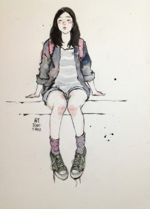 Une illustration d'Art Jeeno