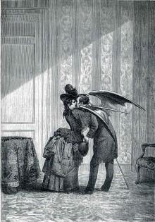 Une illustration tirée de «une Semaine de Bonté» de Max Ernst (1934)