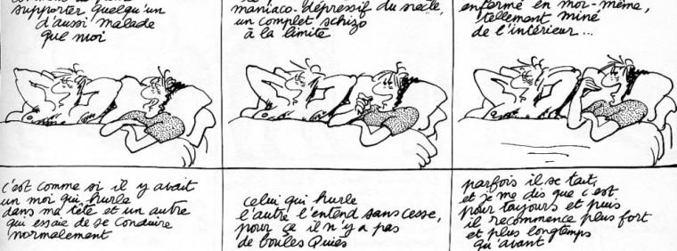 J. Puchol - Bretécher Les Frustrés