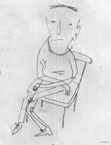 Un croquis signé Jonathan Kroell