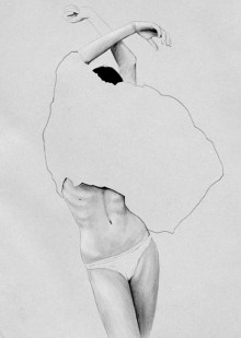 Un croquis de Judith van den Hoek