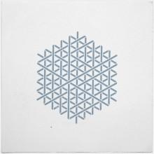 L'une des compositions géométriques quotidiennes (ou presque) de Tilman