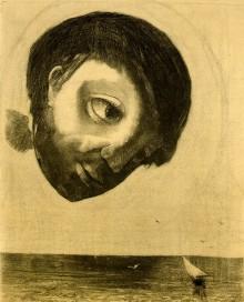 «L'Esprit gardien des eaux», vision onirique d'Odilon Redon