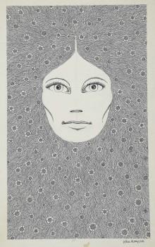 Une illustration de John Thompson, autour de 1970