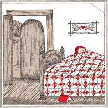 Edward Gorey illustre Le Petit Chaperon Rouge