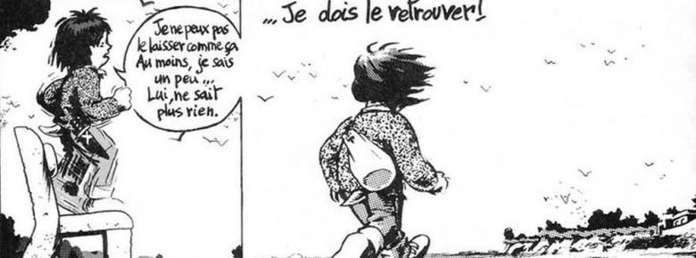 Jalousie, l\'album fantôme | du9, l\'autre bande dessinée