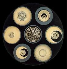 Les spirales hypnotiques de Marcel Duchamp (1923)