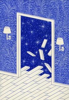 Kevin Lucbert ouvre la porte vers l'inconnu