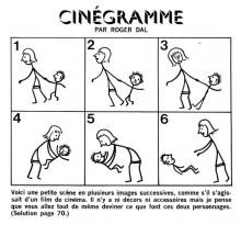Cinégramme
