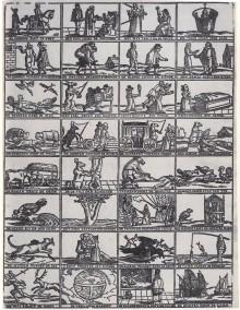 Le monde renversé – Cornelis Anthonisz (1505-1553)