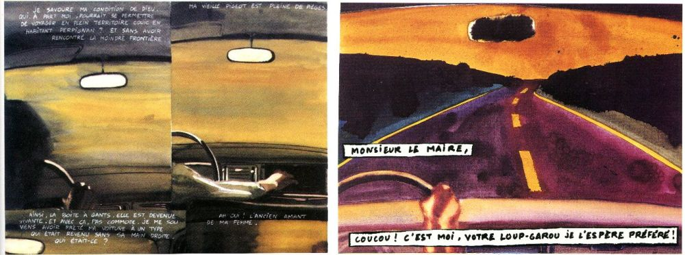 Le Dieu du 12, FRMK, 2011 (pour la réédition) / Lettres au maire de V., FRMK, 1998