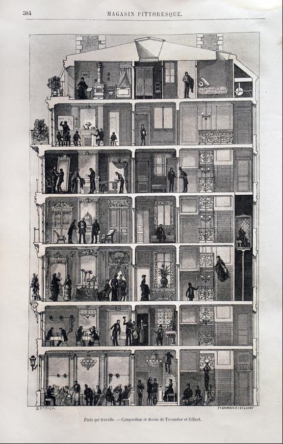 paris qui travaille du9 l 39 autre bande dessin e. Black Bedroom Furniture Sets. Home Design Ideas