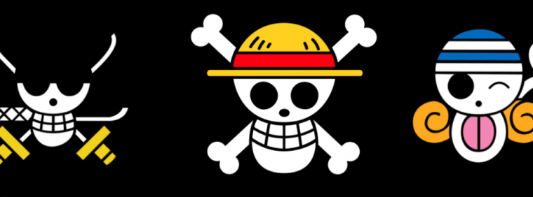 Drapeau Pirate - One Piece