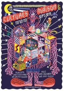Festival Cultures Maison – 6ème édition