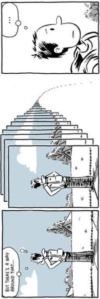 Les écritures visuelles de l'Histoire de la bande dessinée