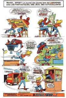 sp strange n°15 avril 79