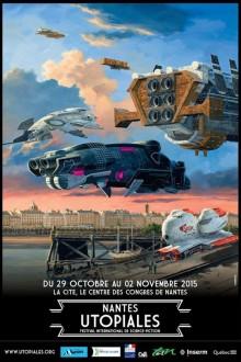 16e UTOPIALES, Festival International de Science-Fiction