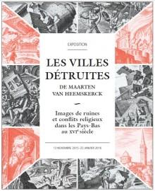 Les villes détruites de Maarten van Heemskerck.
