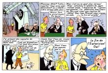«Un faux graphiste» et les rentiers de Moulinsart