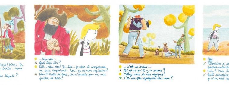 Thomas & Manon -bandeau