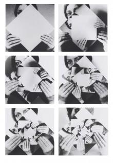 Dora Maurer - Seven Twists I-VI - 1979