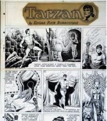Et Tarzan entra au musée: comment la bande dessinée devint un art