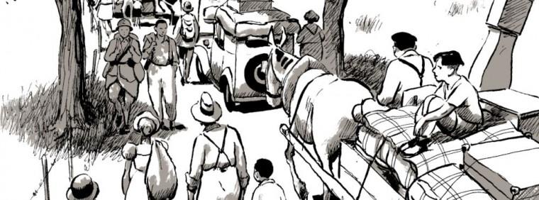 Rabaté - La déconfiture - bandeau