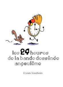 24 heures de la bande dessinée d'Angoulême spécial Spirou