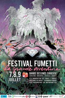 Festival Fumetti – La grande aventure