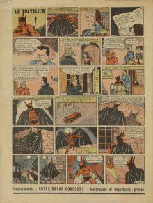 Le justicier – 1940