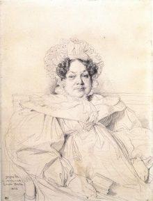 Madame Louis-François Bertin