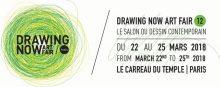 Drawing Now 12 – Salon du dessin contemporain