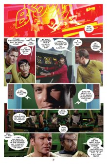 Star Trek New Visions – Photonovel