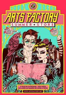 Arts Factory Summer Store