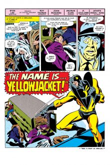 The Name Is Yellow Jacket