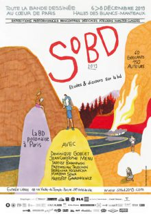SoBD – Salon de la bande dessinée à Paris